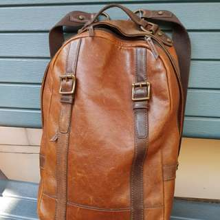 Tas FOSSIL Leather Backpack