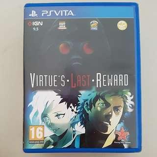 Virtues last reward psvita