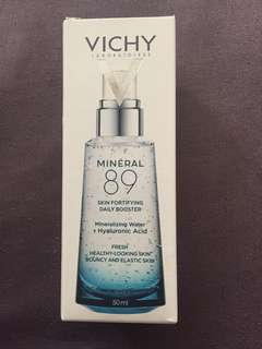 BN Vichy mineral 89 moisturising booster