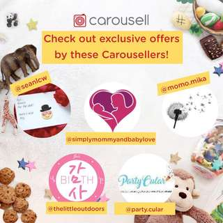 Carousell's Mummies Get Together!