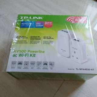 Powerline Wifi Kit