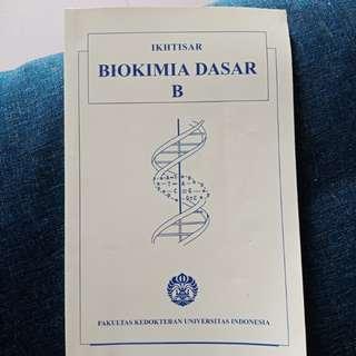 Buku biokimia dasar b