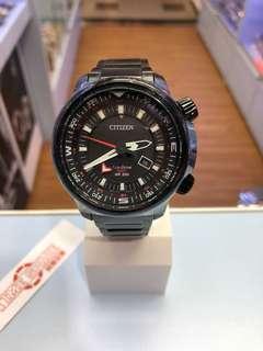 CITIZEN PROMASTER GMT BJ7086-57E(光動能)