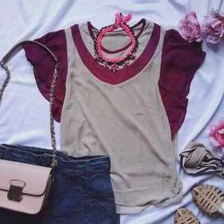 Dina blouse
