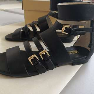 Authentic Michael Kors Gladiator Shoes