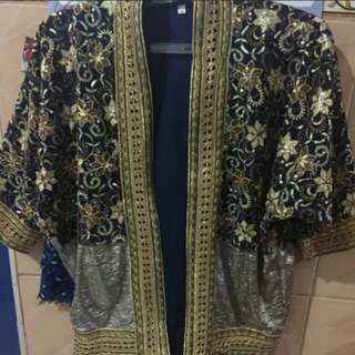 Bolero black Gold blink blink