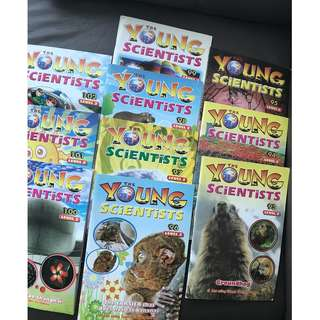 Young Scientists (Level 2, issues 93-102)