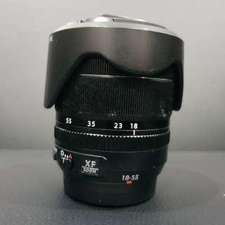 Fujifilm xf 18-55mm