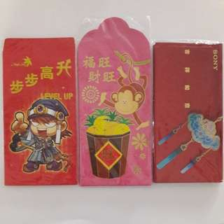 New Red Packets