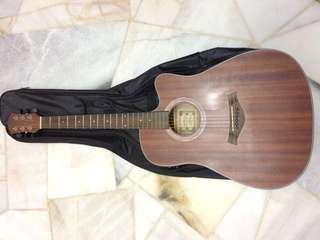 Mentreel Semi-Acoustic Guitar