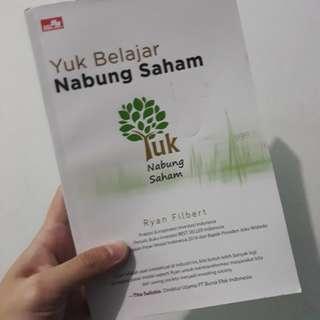Buku yuk belajar nabung saham
