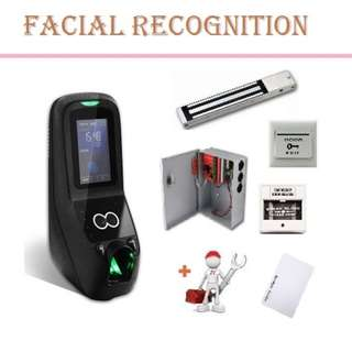 Facial Recognition/Biometric Door Access System In Singapore
