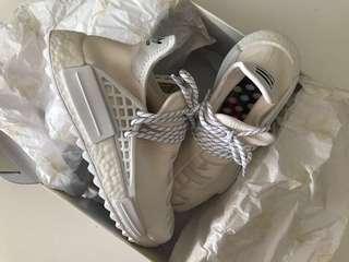 Adidas x Pharrell Williams HU holi NMD in White