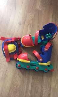 ELC Roller Skates