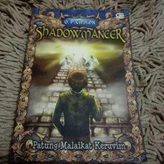 Novel ShadowMancer