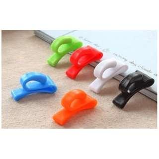 Key clip untuk gantung kunci mobil rumah organizer dalam tas - HHM026