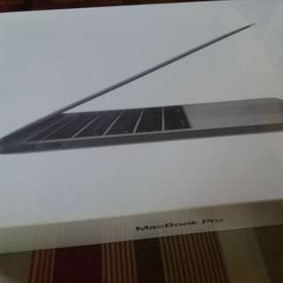 Brand new! MacBook Pro Space gray