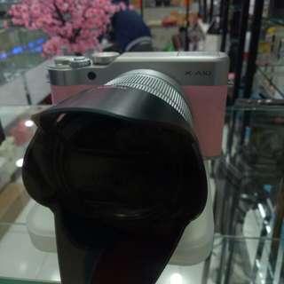 Promo Kamera Fujifilm X-A10 Dp mulai dari 0%
