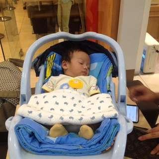 Baby Rocker/infant basket