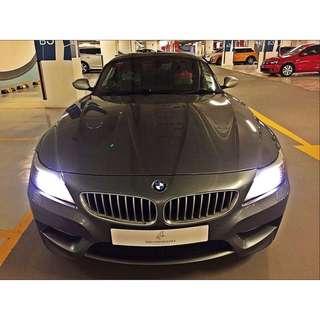 BMW Z4 sDrive35is Auto M Sport