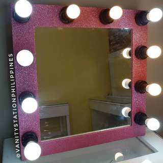 Portable Vanity Mirror - High quality