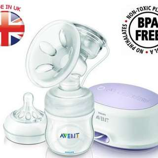 Avent Natural Comfort Single Electric Breastpump