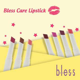 FREE ONGKIR BLESS LIPSTICK
