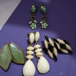 Bundle earrings