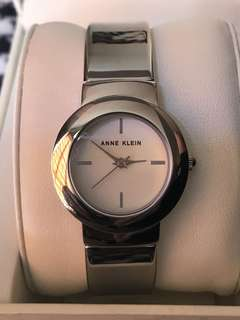 Anne Klein Bangle Watch AK/2657SVSV