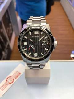 CITIZEN Eco-Drive AW7030-57E(光動能)