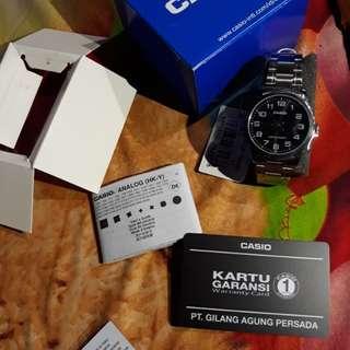 Jam Tangan Pria Casio MTP-V001D-1B