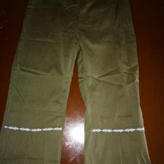 Pants by buntis