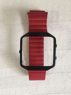 Fitbit Blaze magnetic strap/band with frame