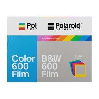 POLAROID ORIGINALS 600 FILM SPECIAL BUNDLE