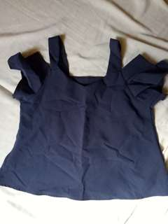 unbranded top and skirt