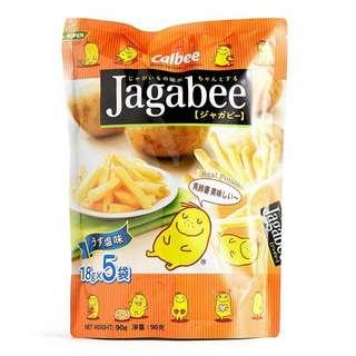 🍟 Calbee Jagabee Potato Sticks