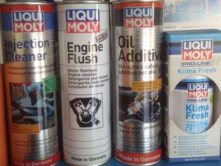 LiquiMoly 3+1 Package
