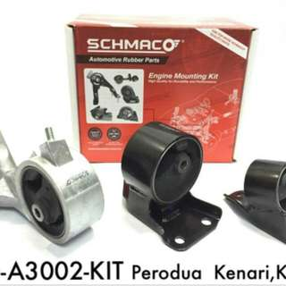 Schmaco mounting engine
