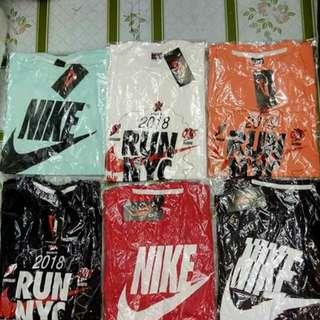 N  I  K  E   shirts