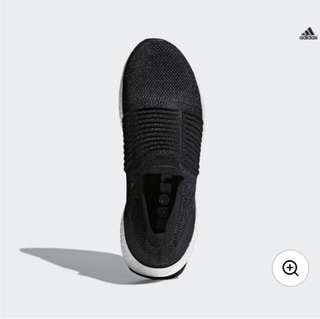 Adidas Ultraboost - Laceleas Black