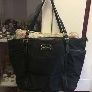Kate Spade 黑色大袋