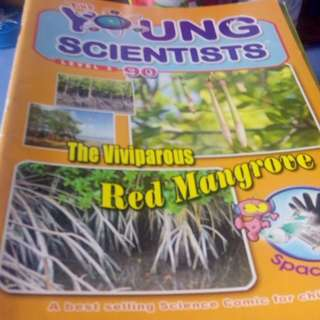 Young scientist level 3, 26 books