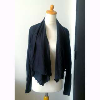 *NEW Black Layered Outer
