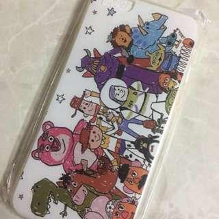 iPhone 6splus 胡迪Q版軟手機套