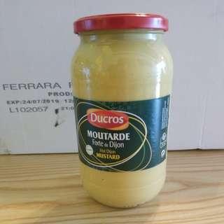 法國黃芥末