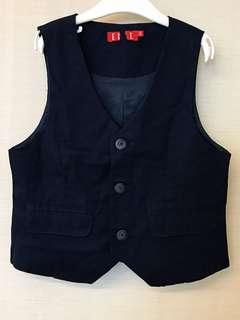 ELLE 兒童正式背心外套 Size 110-120 cm.