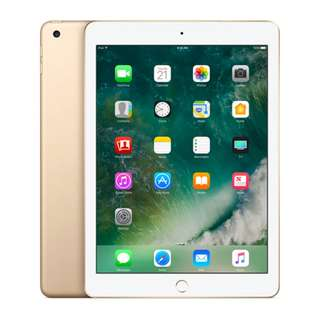 iPad 5th Gen 2017 128gb Gold
