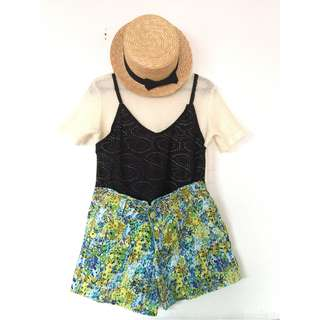 Summer Outfit (Top & Shorts Bundle)