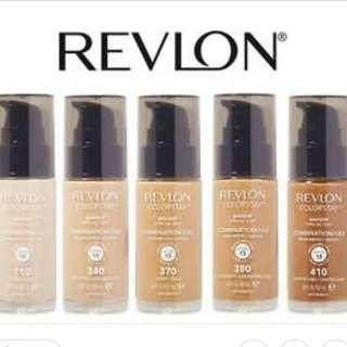 Bn Revlon Colorstay Foundation