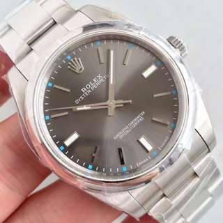 環亞  Rolex JF工廠新版 蠔式恆動系列 型號114300 39MM 3132機芯 面交 灰色面